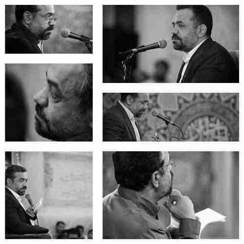Video Madahi Mahmoud Karimi دانلود ویدیو مداحی محمود کریمی محرم ۹۸