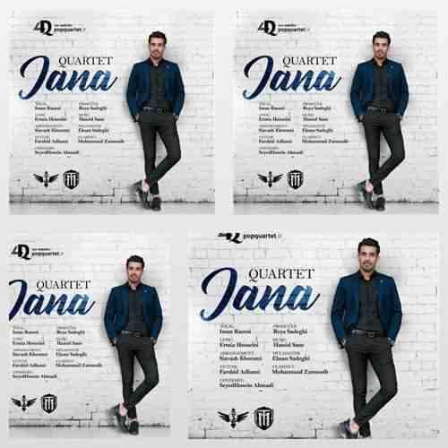 Quartet Jana resize دانلود آهنگ کوارتت جانا