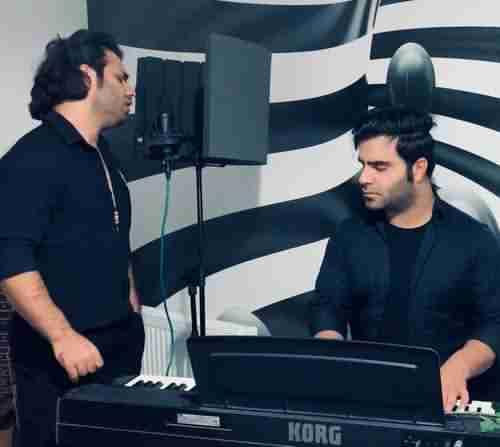 Amin Omid Khorshid دانلود آهنگ امین و امید خورشید