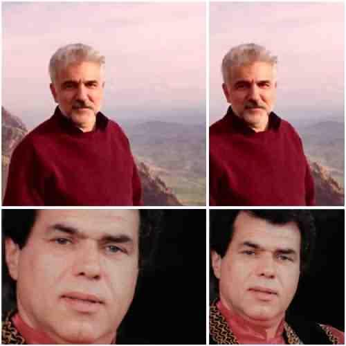 Faramarz Mahjoub Shalmane Lakoyi دانلود آهنگ فرامرز محجوب شلمانه لاکوی