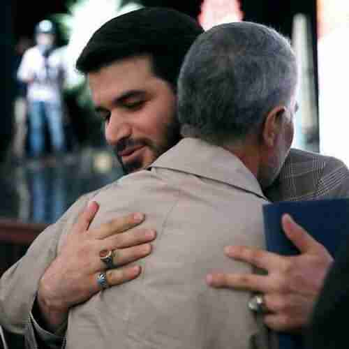 Meysam Motiee Shahadate Sardar Soleimani دانلود نوحه شهادت سردار سلیمانی از میثم مطیعی