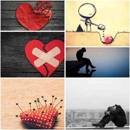 Diss Love Song Colection دانلود آهنگ های شکست عشقی و احساسی