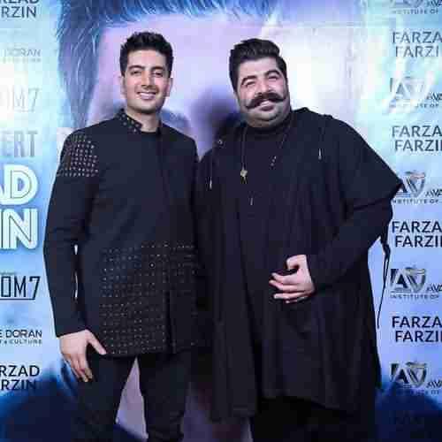 Farzad Farzin Bi Enteha Alternative Version دانلود ورژن جدید آهنگ بی انتها فرزاد فرزین (آلترناتیو)