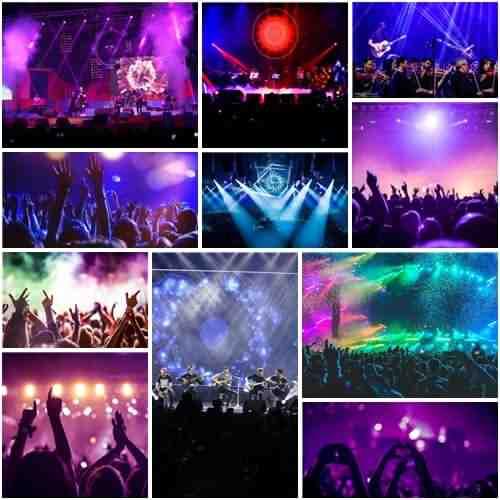 Live Concert Music Colection دانلود آهنگ های اجرا شده در کنسرت