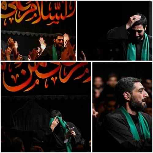 Majid Bani Fateme Gahi Delam Migire دانلود نوحه گاهی دلم میگیره از مجید بنی فاطمه