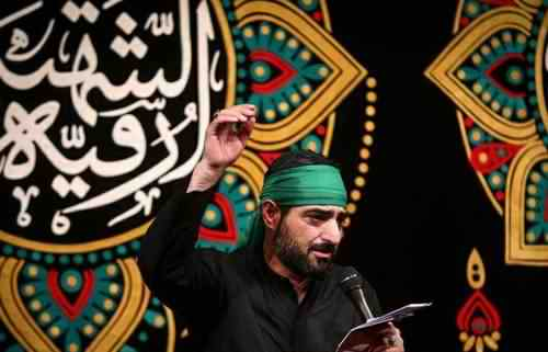 Majid Bani Fateme Shod Shabe Hashtom دانلود نوحه شد شب هشتم و بسه صبوری از مجید بنی فاطمه