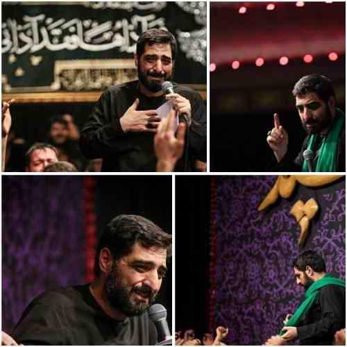 Majid Bani Fateme Ta Dare Kharabe Baz Shod دانلود نوحه تا در خرابه باز شد نیمه شب از مجید بنی فاطمه