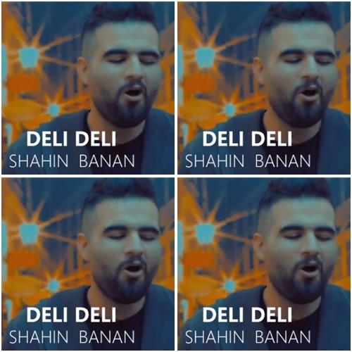 Shahin Banan Deli Deli Deli Mikhamet دانلود آهنگ دلی دلی دلی دوست دارمت شاهین بنان