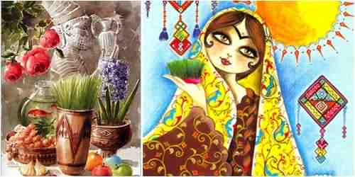 Nowruz Music Colection Wide دانلود آهنگ برای عید نوروز