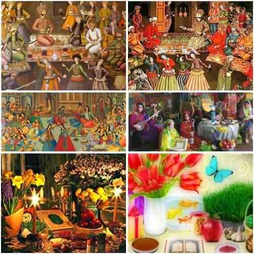 Nowruz Music Colection دانلود آهنگ برای عید نوروز