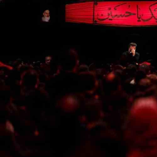 Mahmoud Karimi Kistam Man دانلود نوحه کیستم من اسد بیشه ی پیکار حسینیم از محمود کریمی