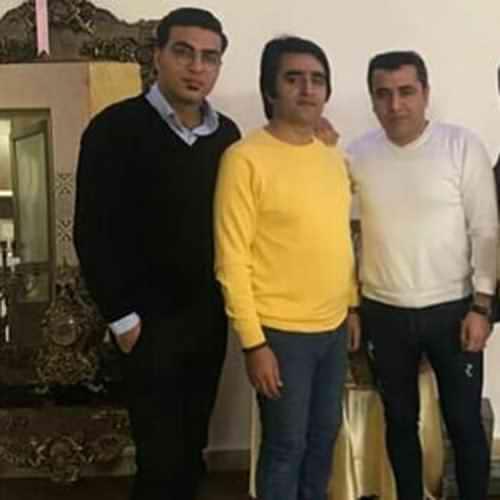 Vahid Heidari Hay Hay Ey Yar دانلود آهنگ وحید حیدری های های ای یار
