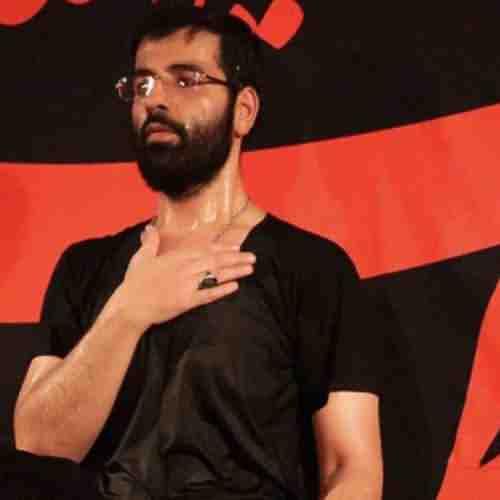 Hossein Sib Sorkhi Tanha Toie Ke Hale Mara Dark Mikoni دانلود مداحی تنها تویی که حال مرا درک میکنی از حسین سیب سرخی