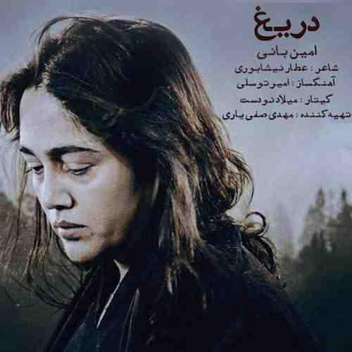 Amin Bani Darigh دانلود آهنگ امین بانی دریغ