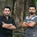 دانلود آهنگ مهران رجبی و رضا علیزاده چشم به راه