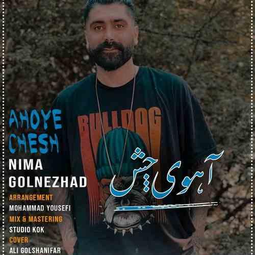 Nima Golnezhad Ahooye Chesh دانلود آهنگ نیما گلنژاد آهوی چش