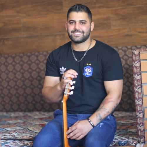 Amir Asgharzadeh Nana Men Nedarme Gonah دانلود آهنگ امیر اصغرزاده ننا من ندارمه گناه