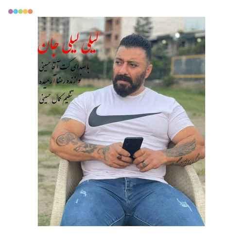 Gat Agha Hosseini Leyli Leyli Jan دانلود آهنگ گت آقا حسینی لیلی لیلی جان
